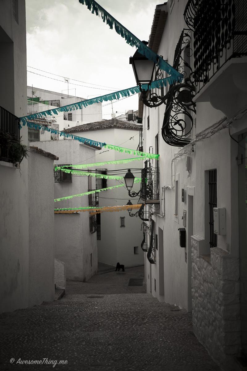 Альтеа, Испания