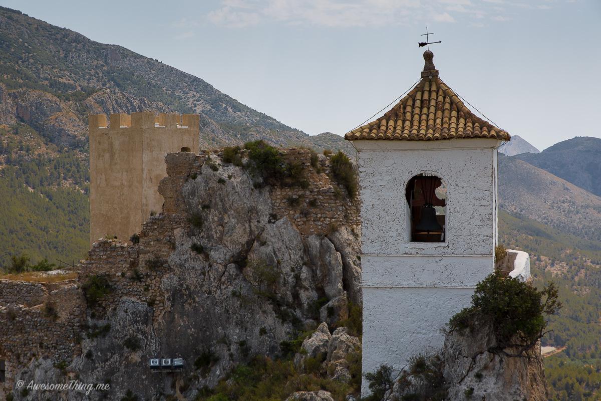 Гвадалест, Испания