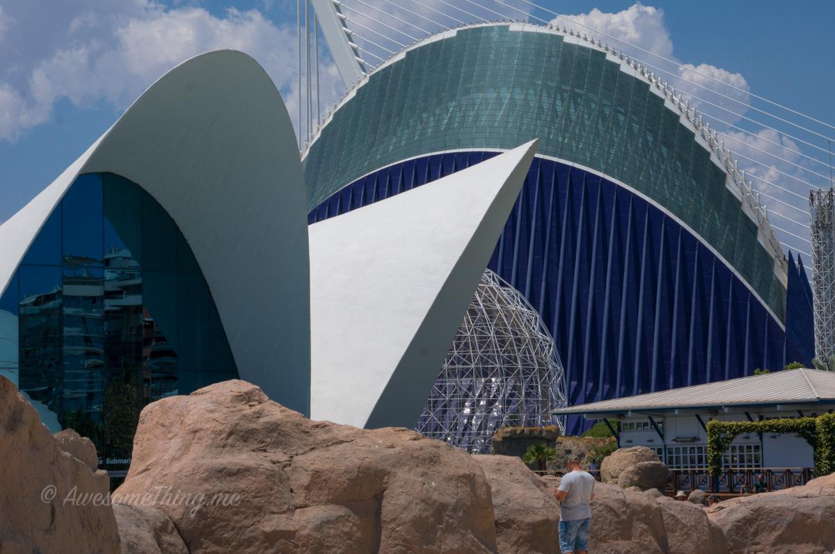 Oceanarium, Valencia