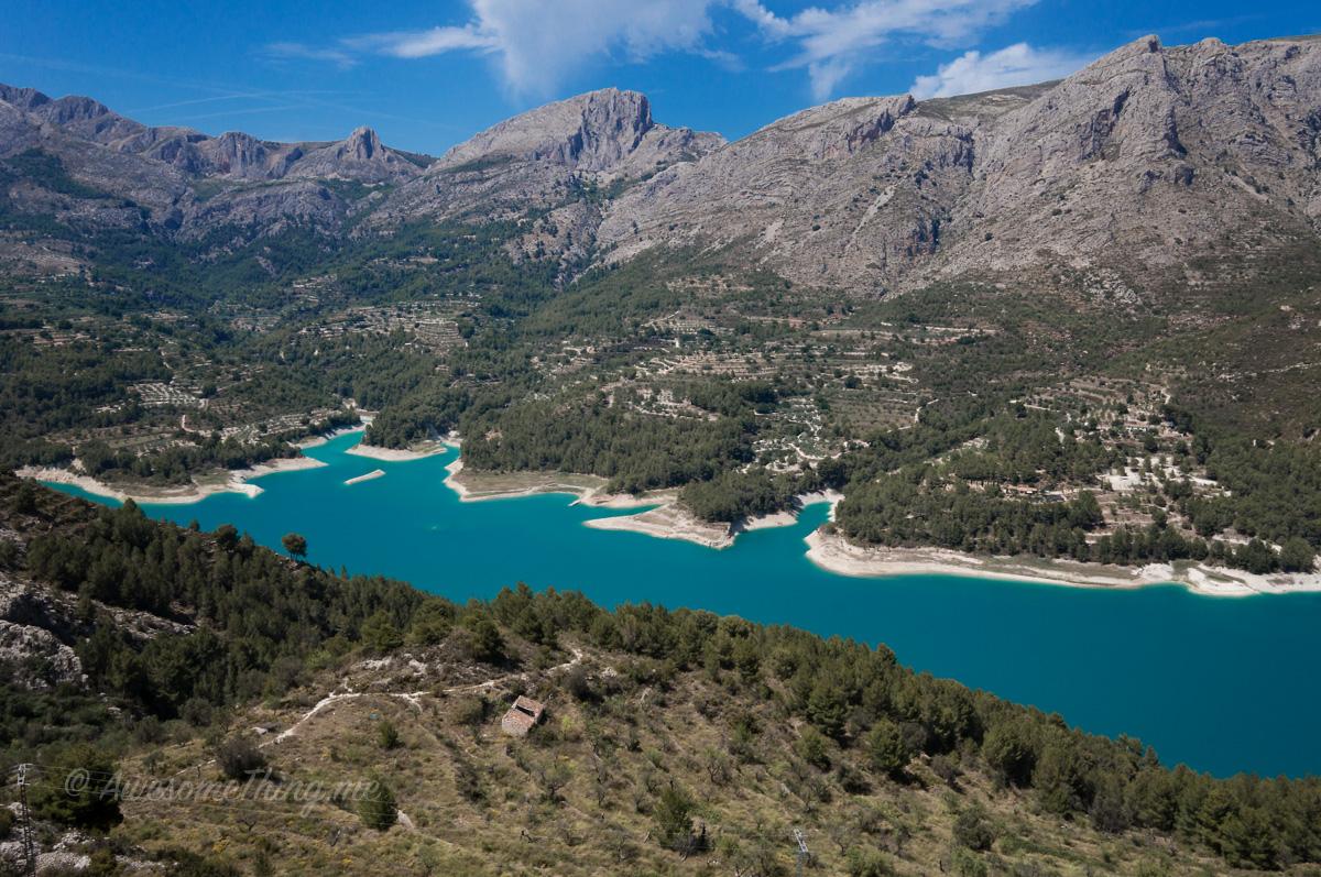 Spain Guadalest