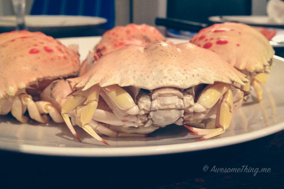 Spain Crab