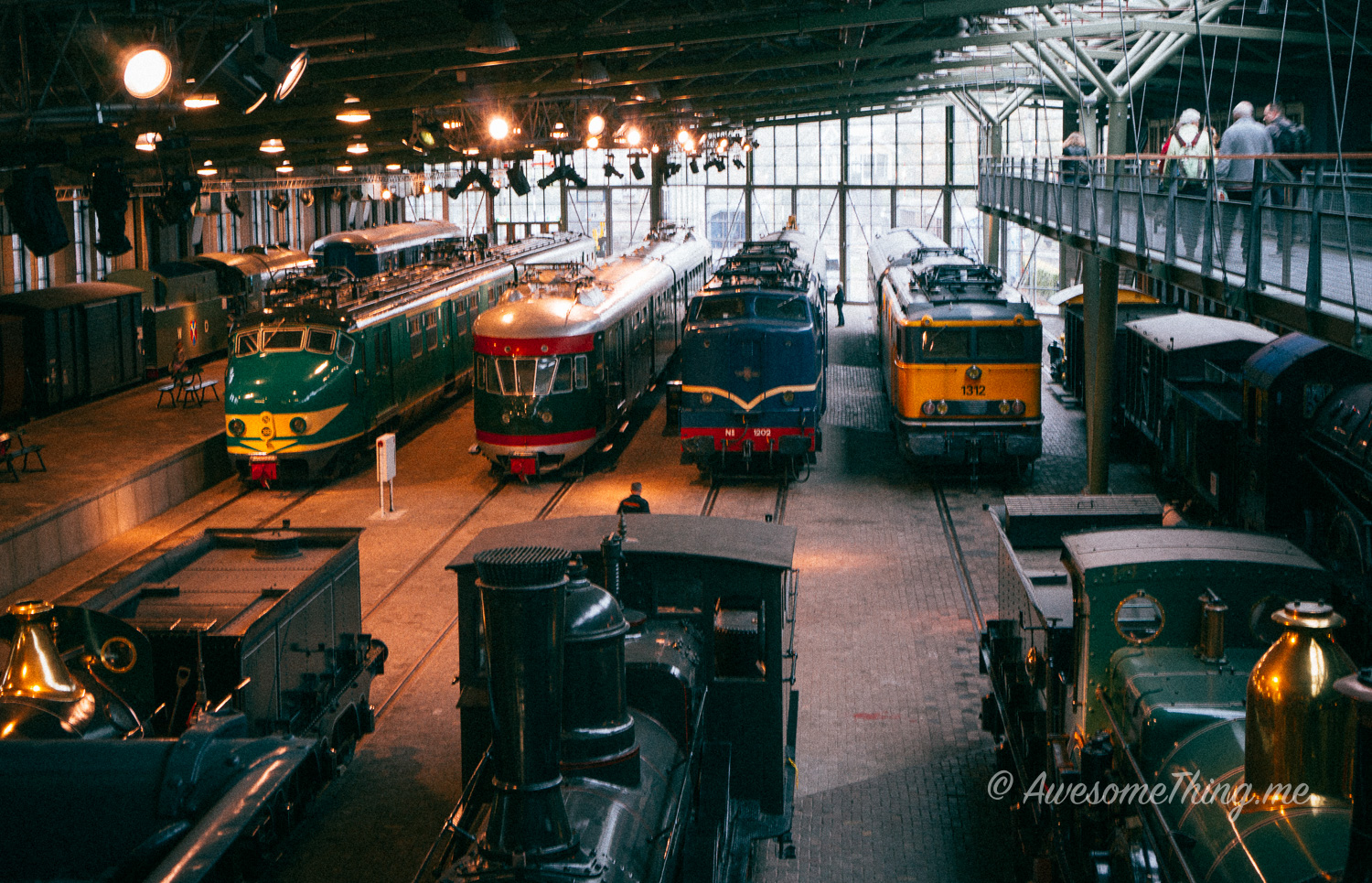 Train Museum Utrecht