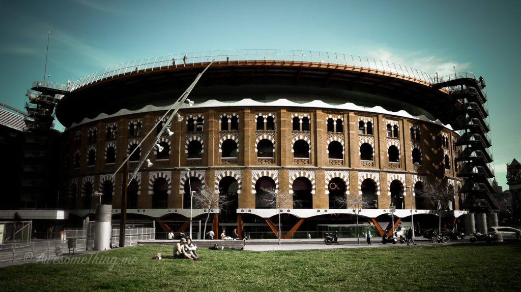 Арена, Барселона