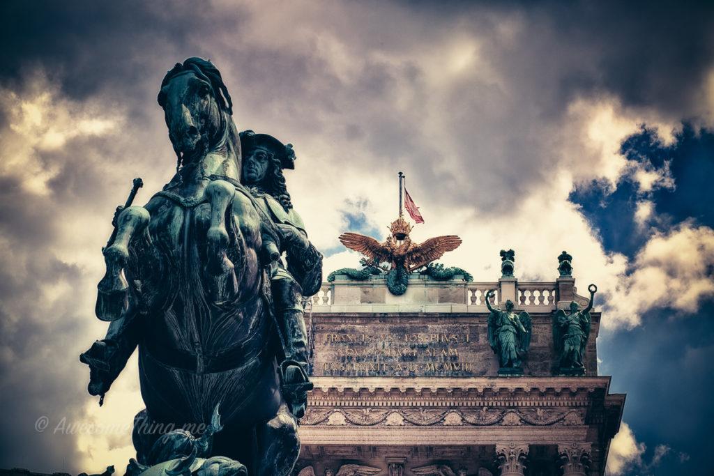 Вена, город