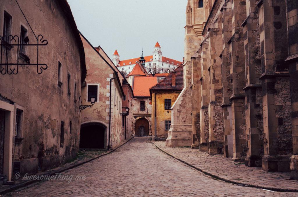 Старый город, Братислава