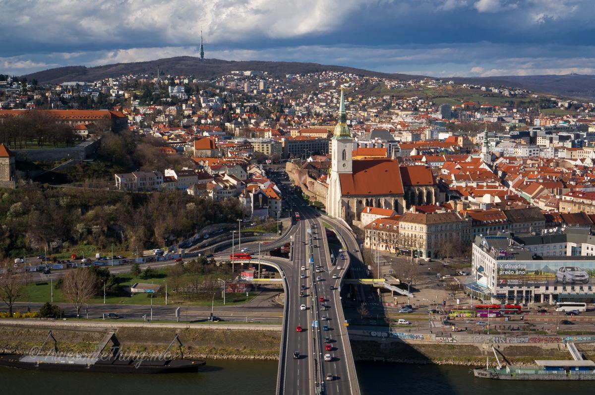 Братислава, старый город