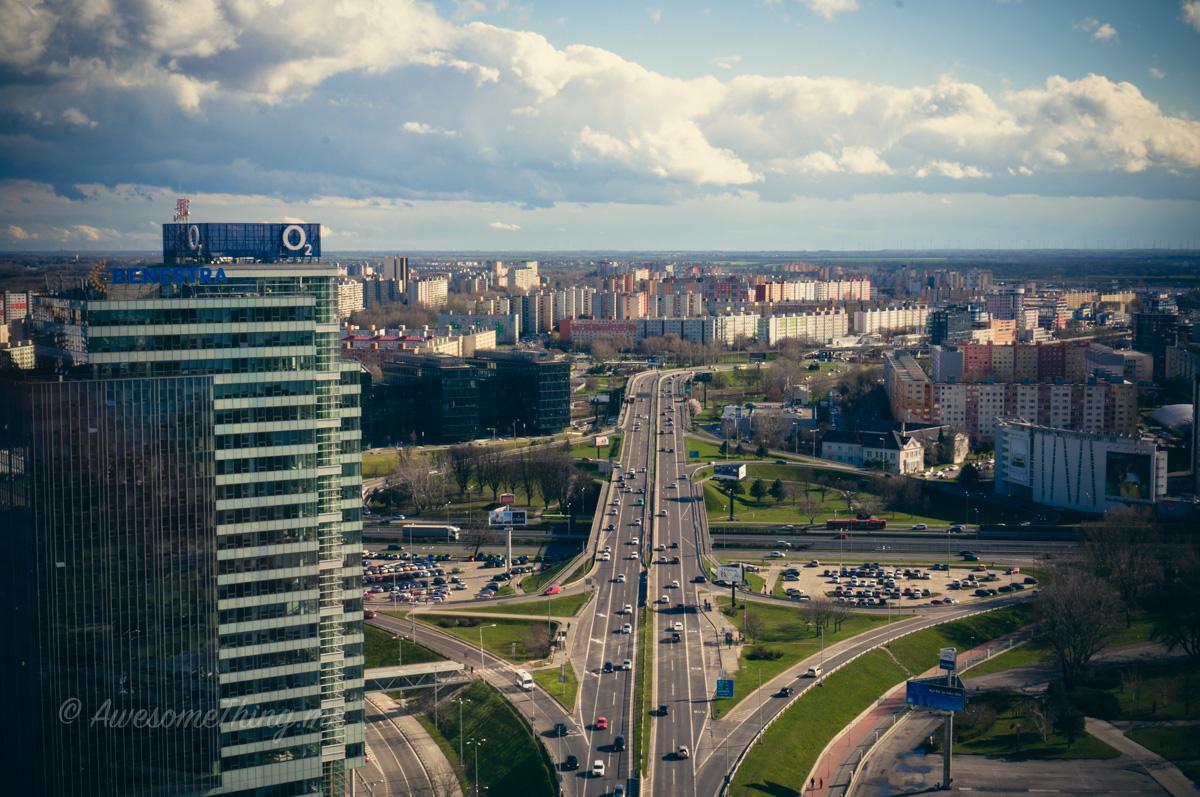 Правый берег, Братислава