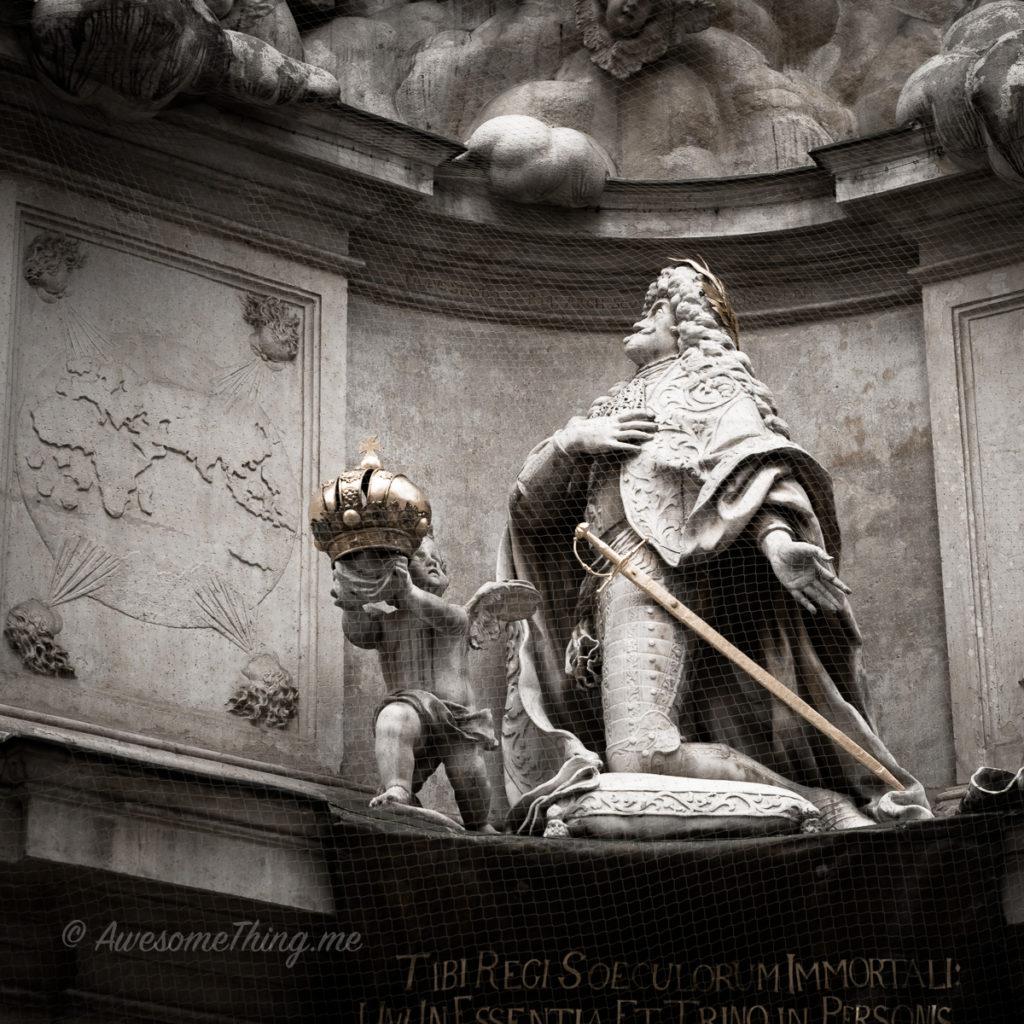 Скульптура в Вене