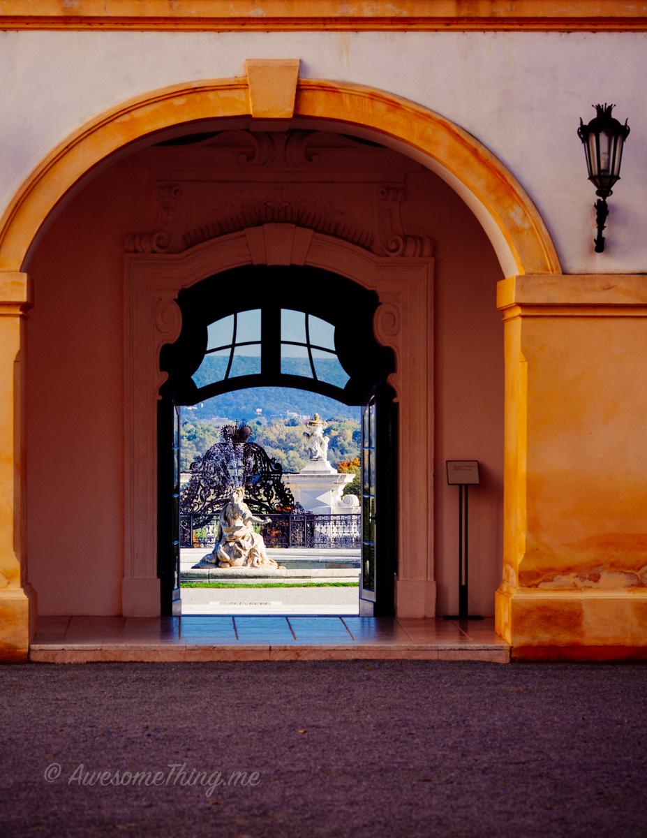 Schloss Hof, Австрия