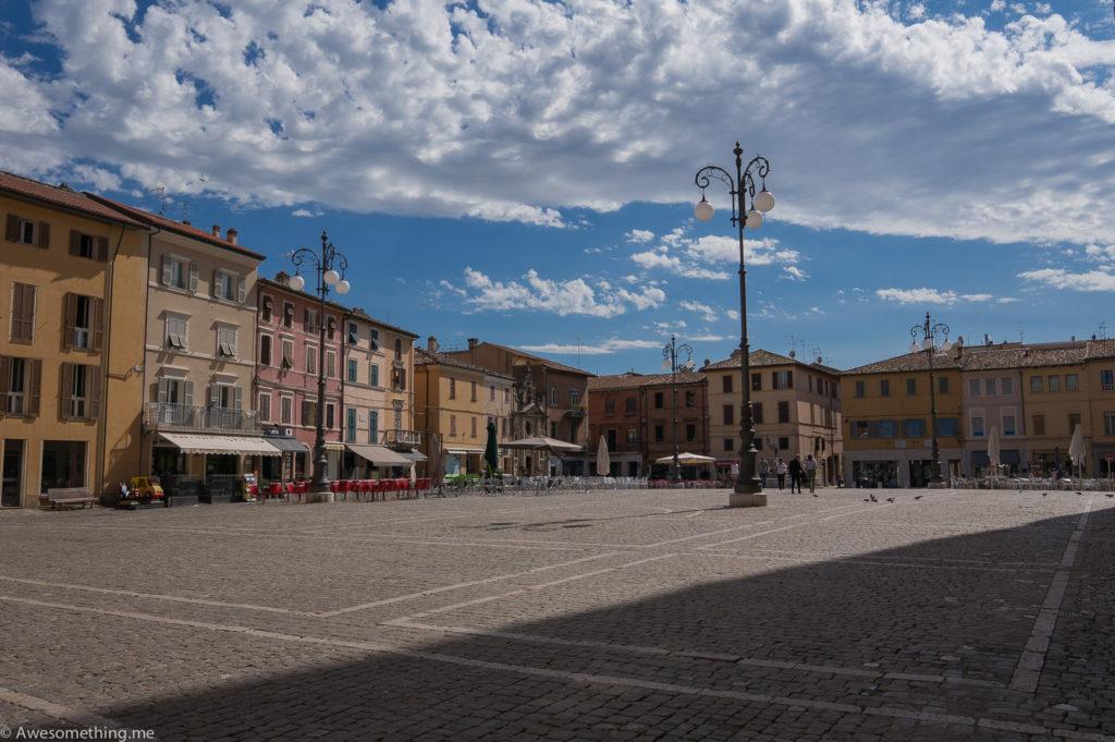 Италия, Фано
