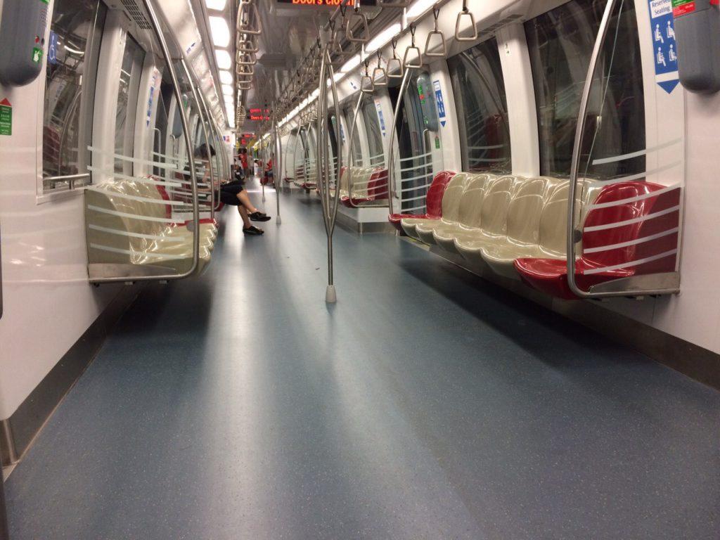 singapore subway