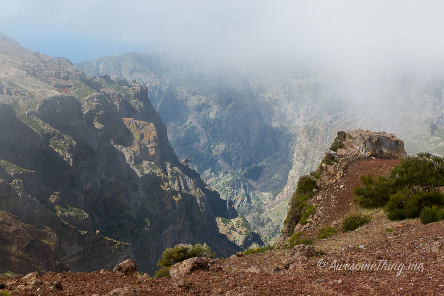 Pico do Areeiro