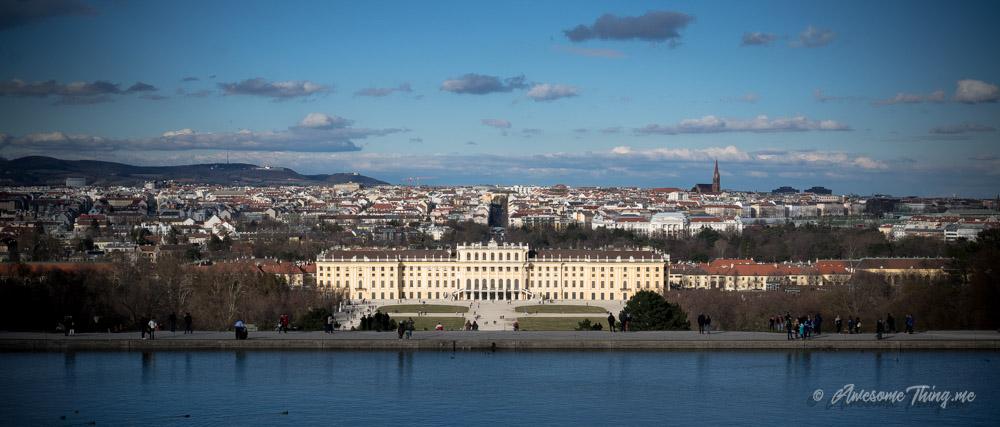 Vienna, Schonbrunn