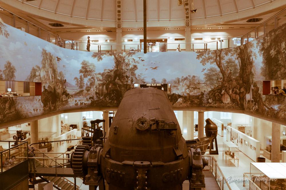 Технический музей в Вене