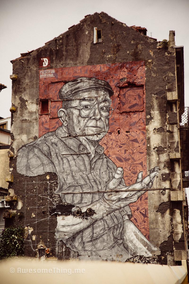 Mural, Porto