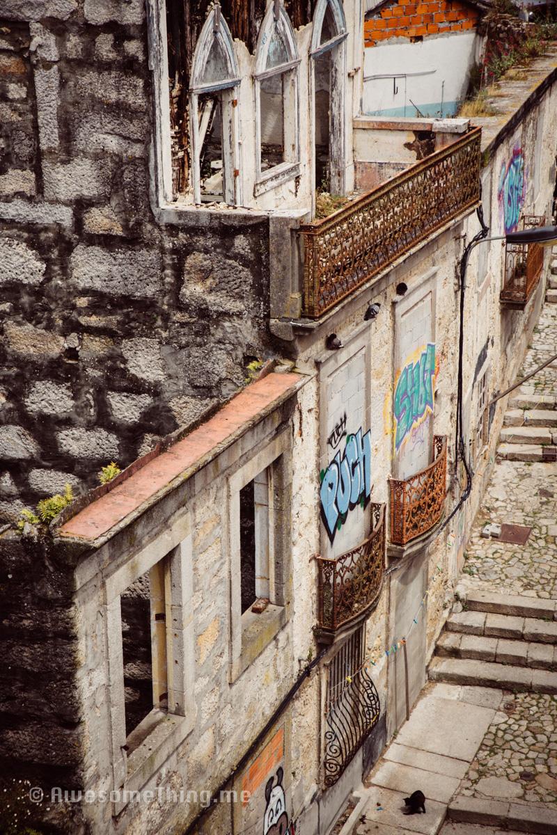 Porto ruins