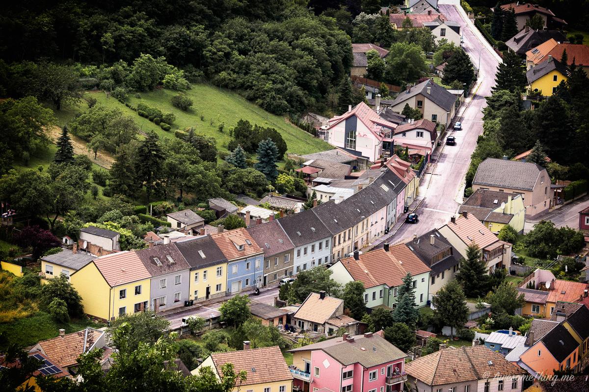 Хайденбург под Братиславой, Австрия