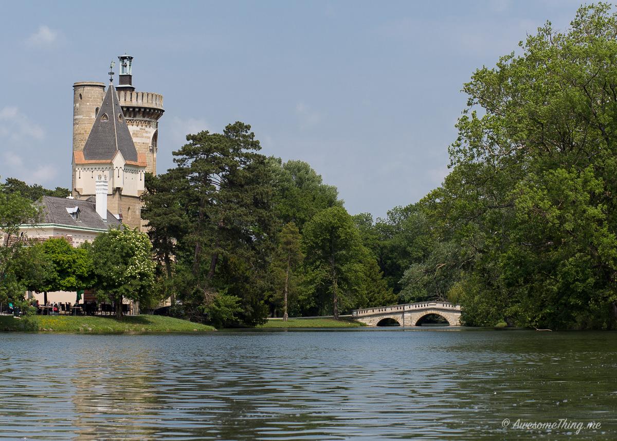 Замок Лаксенбург, Австрия