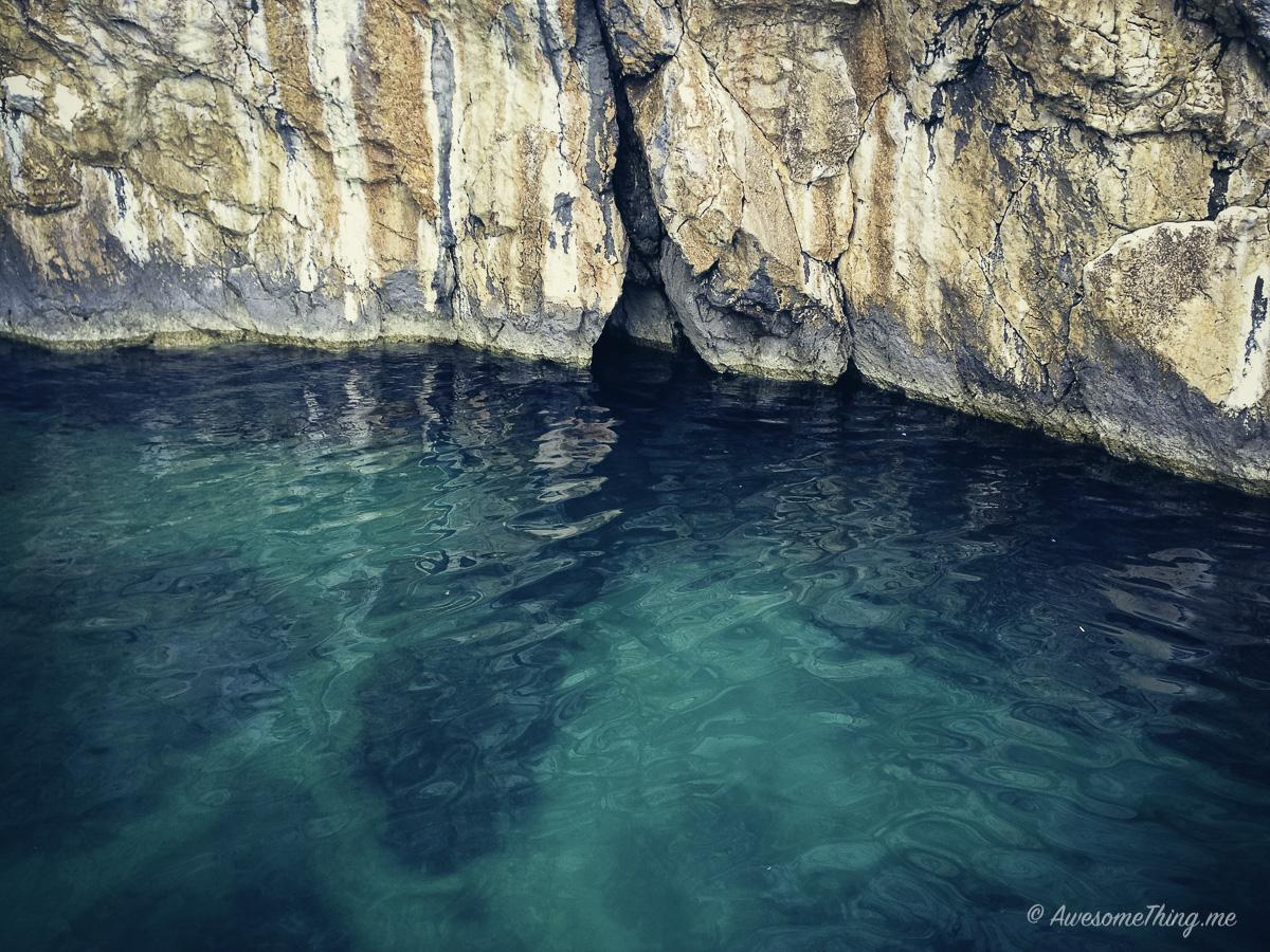 Море в Рабаце