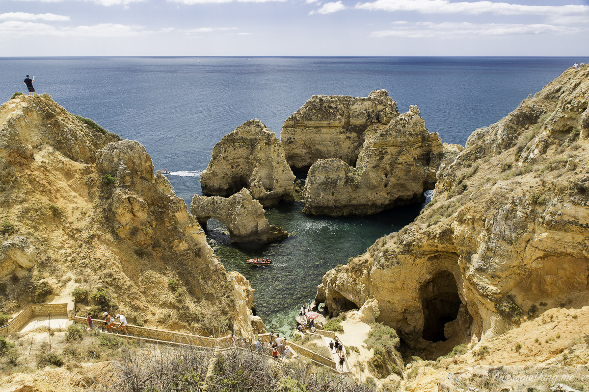 Пещеры Альгарве