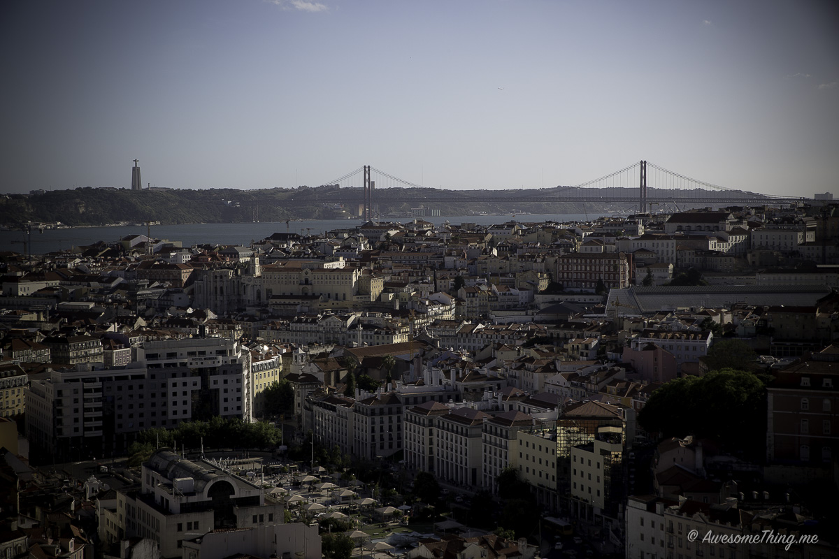 Тук-тук в Лиссабоне