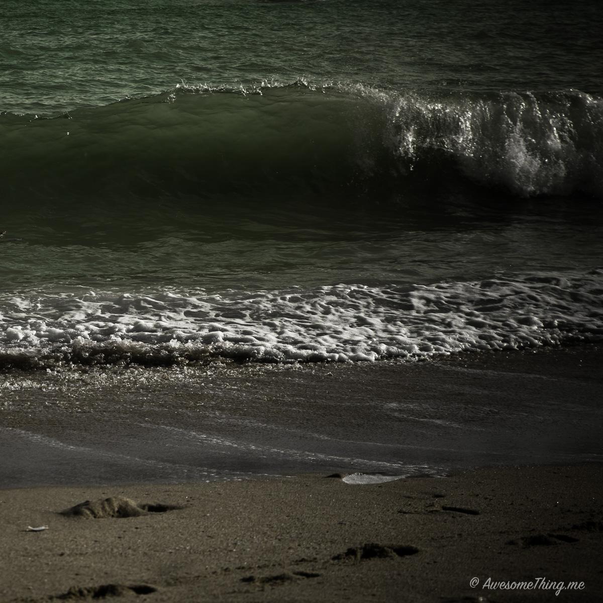 Альгарве волны