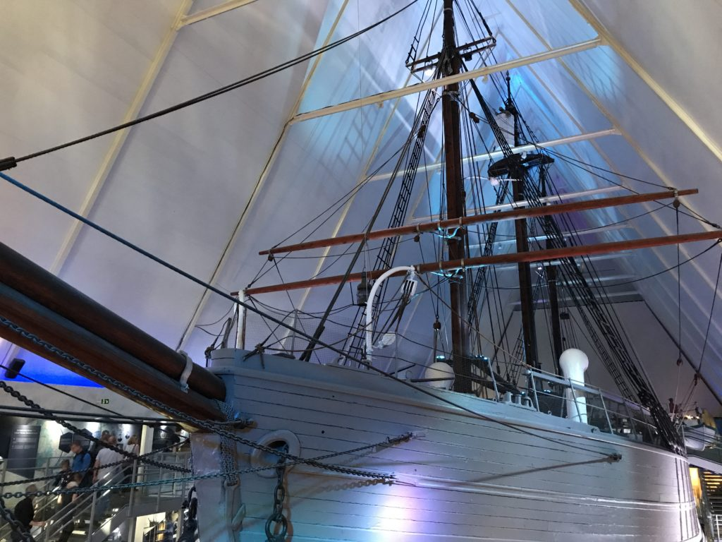 Fram museum, Oslo