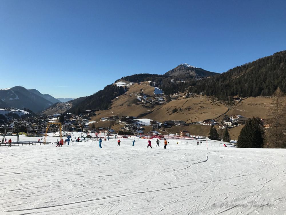 Выбор лыжного курорта с детьми: Италия