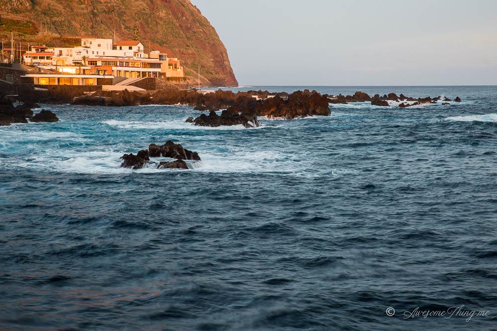 Aqua Natura Madeira, Porto Moniz