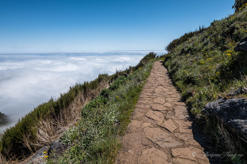 Vereda do Pico Ruivo