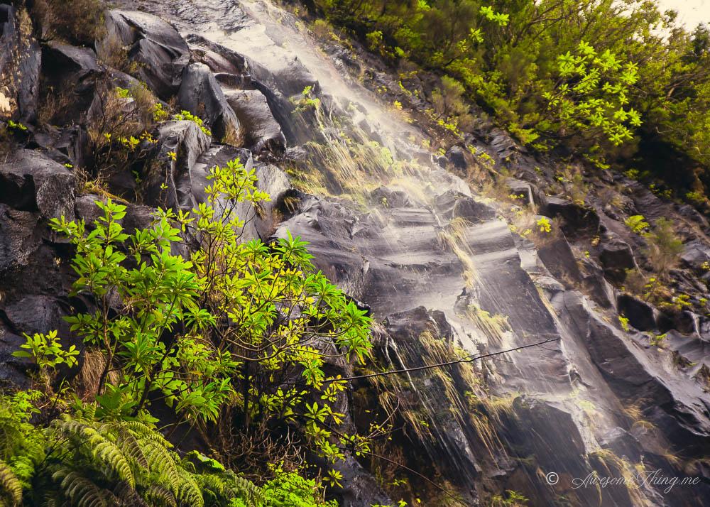 Levada Risco Waterfall