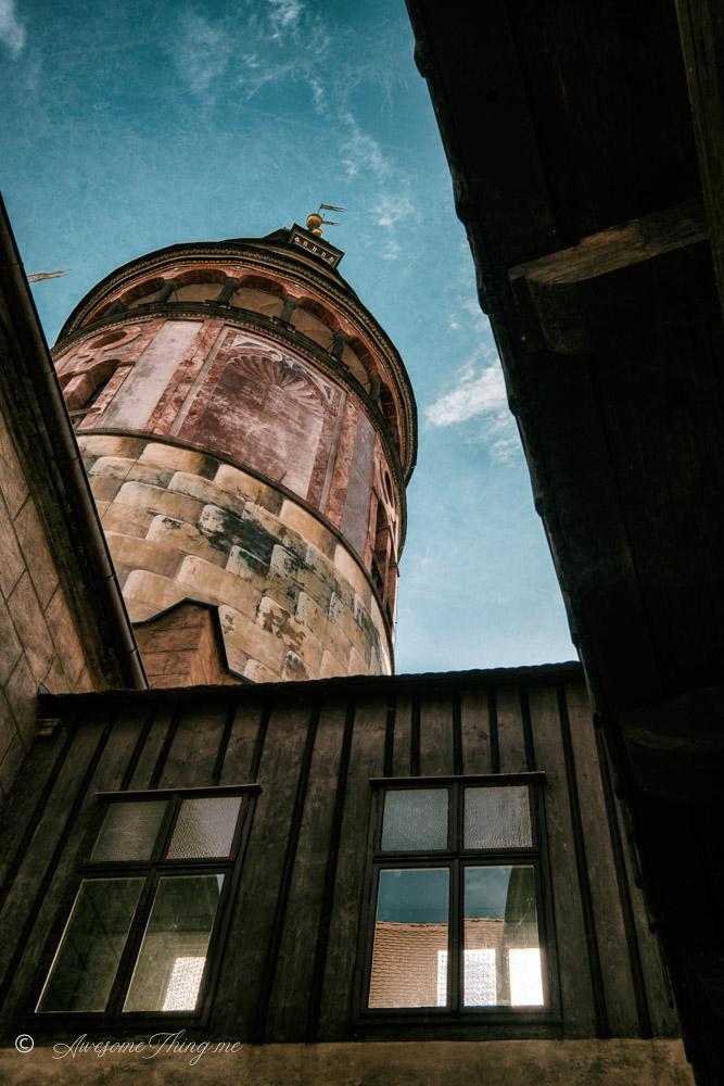 Замок Крумлов